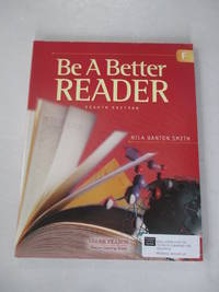 GLOBE FEARON BE A BETTER READER LEVEL F STUDENT EDITION 2003C