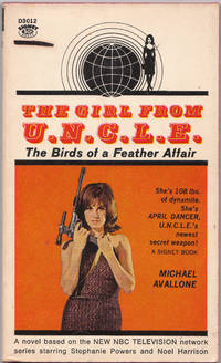 image of The Girl from U. N. C. L. E. the Birds of a Feather Affair