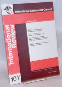image of International Review Number 107.  4th Quarter 2001