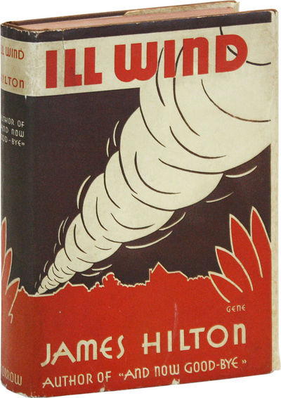 New York: William Morrow & Co, 1932. First Edition. First Printing. Octavo; brown cloth, with titlin...