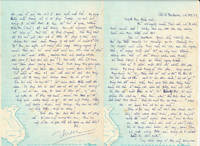 Archive of Letters from a South Vietnamese Officer