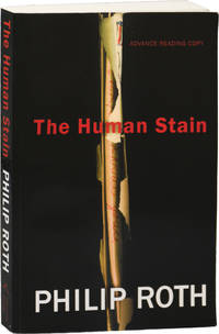 image of The Human Stain (Advance Reading Copy)