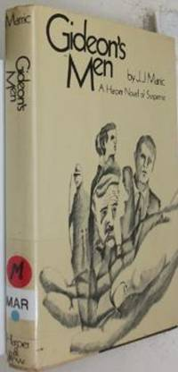 Gideon's Men by  J. J Marric - Hardcover - 1972-01-01 - from Eco Sales and Biblio.com