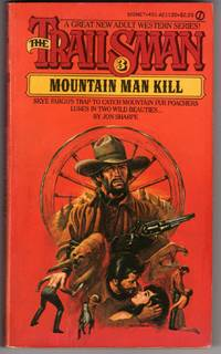image of Mountain Man Kill  (Trailsman 3)