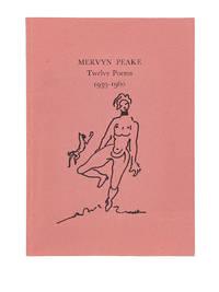 Twelve poems 1939-1960