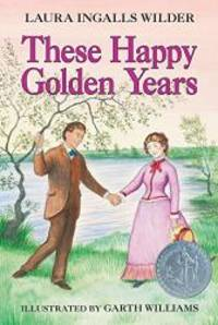 image of These Happy Golden Years (Little House)
