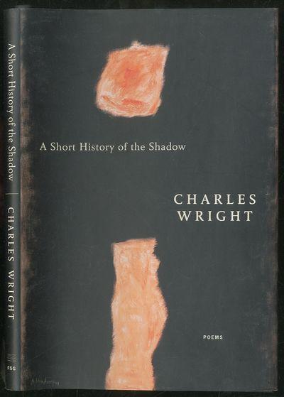 New York: Farrar Straus Giroux, 2002. Hardcover. Fine/Fine. First edition. Fine in fine dustwrapper.
