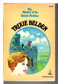 image of TRIXIE BELDEN: THE MYSTERY OF THE QUEEN'S NECKLACE. #23.