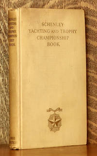 image of SCHENLEY YACHTING AND TROPHY CHAMPIONSHIP BOOK - SIGNED BY A. G. HERRESHOFF