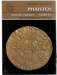 Phaistos : Hagia Triada - Gortyn