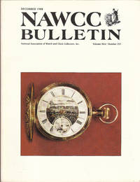 image of December 1988 Issue of NAWCC Watch and Clock Collectors Magazine