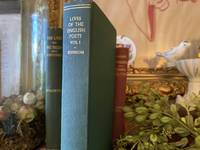 Lives of the English Poets Volume One