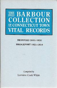 The Barbour Collection of Connecticut Town Vital Records