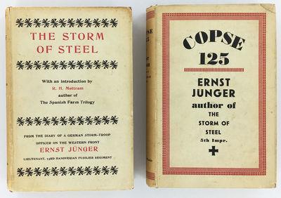 The Storm of Steel & Copse 125 [2 Vols.]