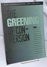 1996 Annual Report: The greening of conversion