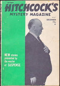 Alfred Hitchcock's Mystery Magazine (December 1972, volume 17, number 12)