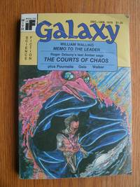 Galaxy Magazine December / January 1978 Volume 39, No. 1