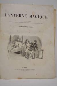 LANTERNE (La) magique. Histoire, nouvelles, chroniques, contes, voyages, biographies,...