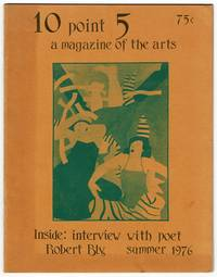10 Point 5: a magazine of the arts