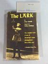 THE LARK. BY ANOUILH, JEAN. ADAPTED BY HELLMAN, LILLIAN. Signed