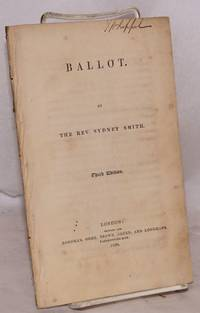 Ballot. Third Edition
