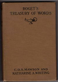 Roget's Treasury of Words: Abridges from Roget's International Thesaurus of English Words and Phrases