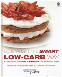 image of LOSE WEIGHT THE SMART LOW-CARB WAY: