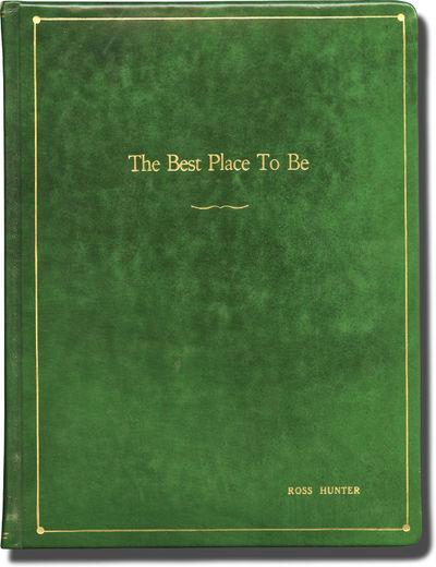 Burbank, CA: Ross Hunter Productions Inc. / National Broadcasting Company , 1978. First Draft script...