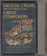 image of Milton Cross' Encyclopedia of the Great Composers and Their Music