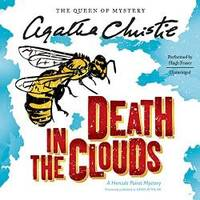 Death in the Clouds: A Hercule Poirot Mystery  (Hercule Poirot Mysteries, Book 12) by Agatha Christie - 2016-06-06