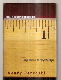 image of SMALL THINGS CONSIDERED: WHY THERE IS NO PERFECT DESIGN