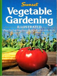 image of Vegetable Gardening Plans for Any Size Garden Includes Berries & Herbs