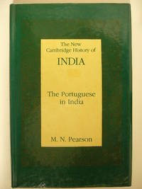 The Portuguese in India. by PEARSON, M.N
