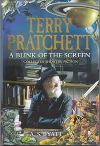 image of A Blink of the Screen : Collected shorter Fiction (Including Some Discworld)