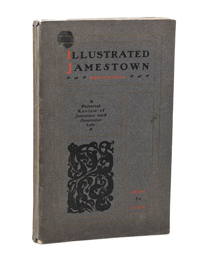 Jamestown: C.E. Burk, 1900. First Edition. Paperback. Minor chipping to the spinal extrenities and s...