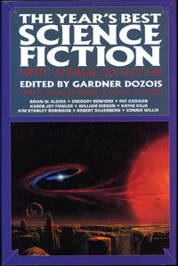 image of THE YEAR'S BEST SCIENCE FICTION: NINTH ANNUAL COLLECTION