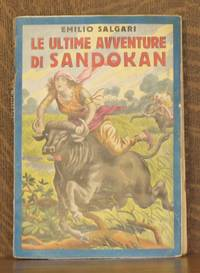 LE ULTIME AVVENTURE DI SANDOKAN