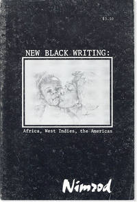 Nimrod, Vol. 21, no. 1 & Vol. 22, no. 1, 1977. New Black Writing: Africa, West Indies, the Americas