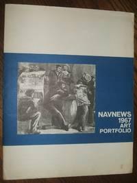 image of Navnews 1967 Art Portfolio