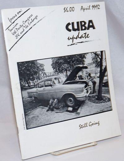 New York: Center for Cuban Studies, 1992. Magazine. 64p., stapled wraps, 8.5 x 11 inches, illus., wr...