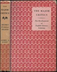 The Major Critics: The Development of English Literary Criticism