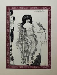 Erotiques de Beardsley, rassemblés par André Rossel avec le concours de Jean Vidal