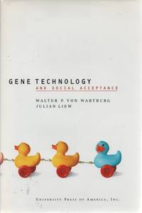 Gene Technology and Social Acceptance