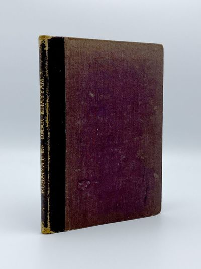 London: Bernard Quaritch, 1872. Title sprung and with near-contemporary slip about Quaritch tipped a...