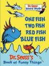 image of One Fish, Two Fish, Red Fish, Blue Fish (Dr.Seuss Board Books)