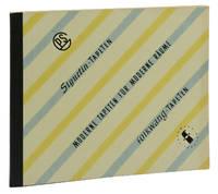 (1950s German wallpaper catalog) Sigurtin-Tapeten: Moderne Tapeten für Moderne Räume (Folkwang-Tapeten)
