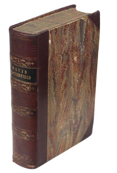 London: Bradbury & Evans, 1850. First edition. Hardcover. Very Good+. 8vo. , viii-xiv, , 2-624, pp. ...