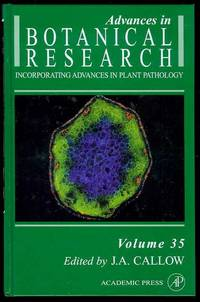 Advances in Botanical Research: Incorporating Advances in Plant Pathology (Volume 35)