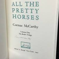 Border Trilogy (All the Pretty Horses, The Crossing, Cities of the Plain)