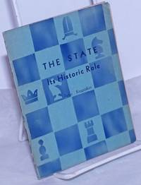 image of The State: its historic role